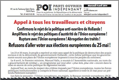 Refusons d-aller voter